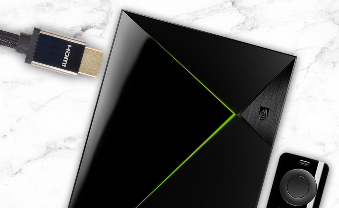 Tablo HDMI OTA DVR on Nvidia Shield