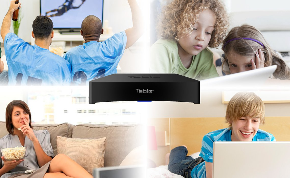 Tablo 4-Tuner OTA DVR