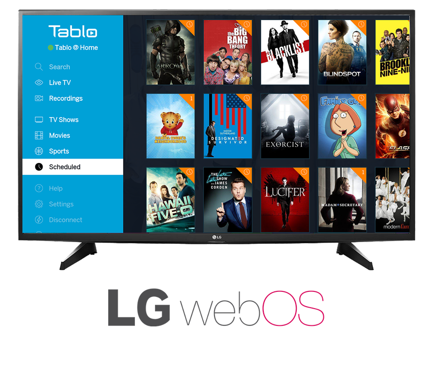 Tablo Apps & Compatible Devices | Over The Air (OTA) DVR | Tablo