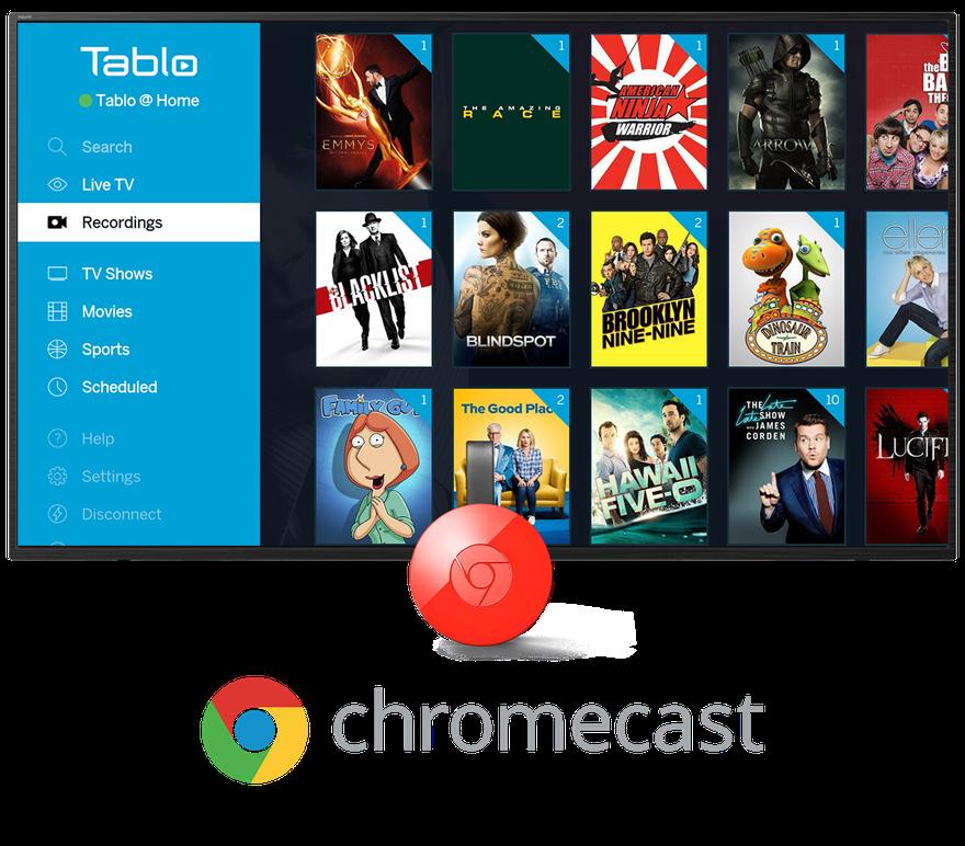 Tablo Apps & Compatible Devices | Over The Air (OTA) DVR | Tablo