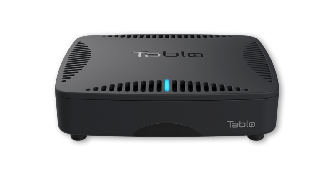 Tablo DUAL HDMI Front