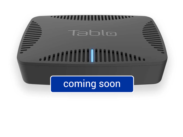 Tablo QUAD OTA DVR image