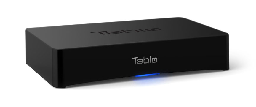 Tablo Product - Front Left
