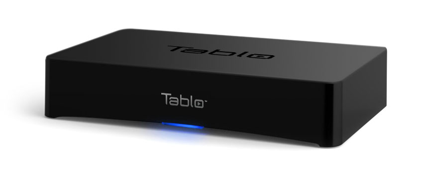 Tablo Product - Front Right