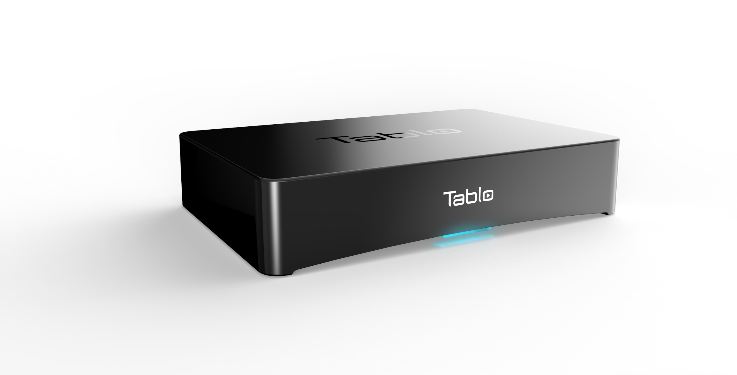 Tablo DVR Product Shot - With Shadow