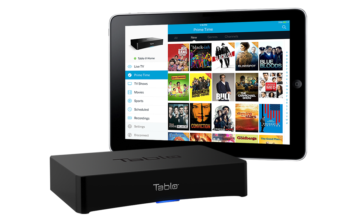 Tablo DVR Product Hero