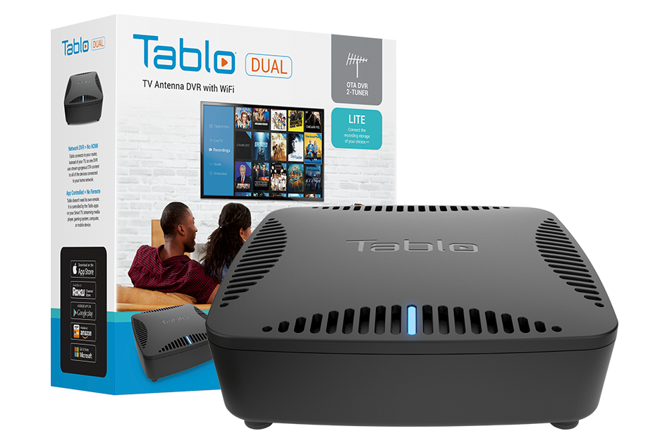 Tablo DUAL LITE Packaging