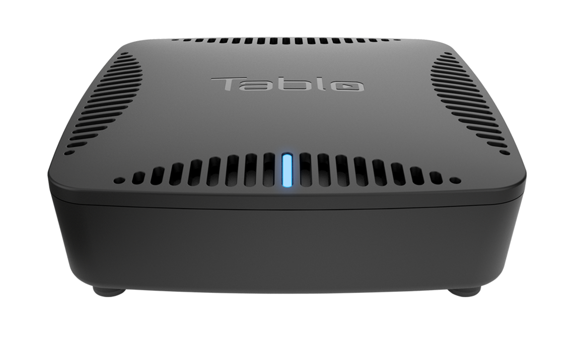 Tablo DUAL OTA DVR Top