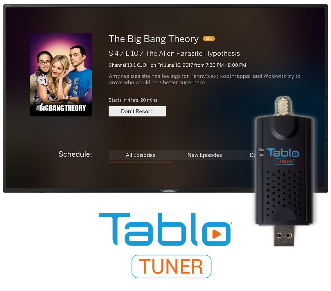 Tablo TUNER In-Situ