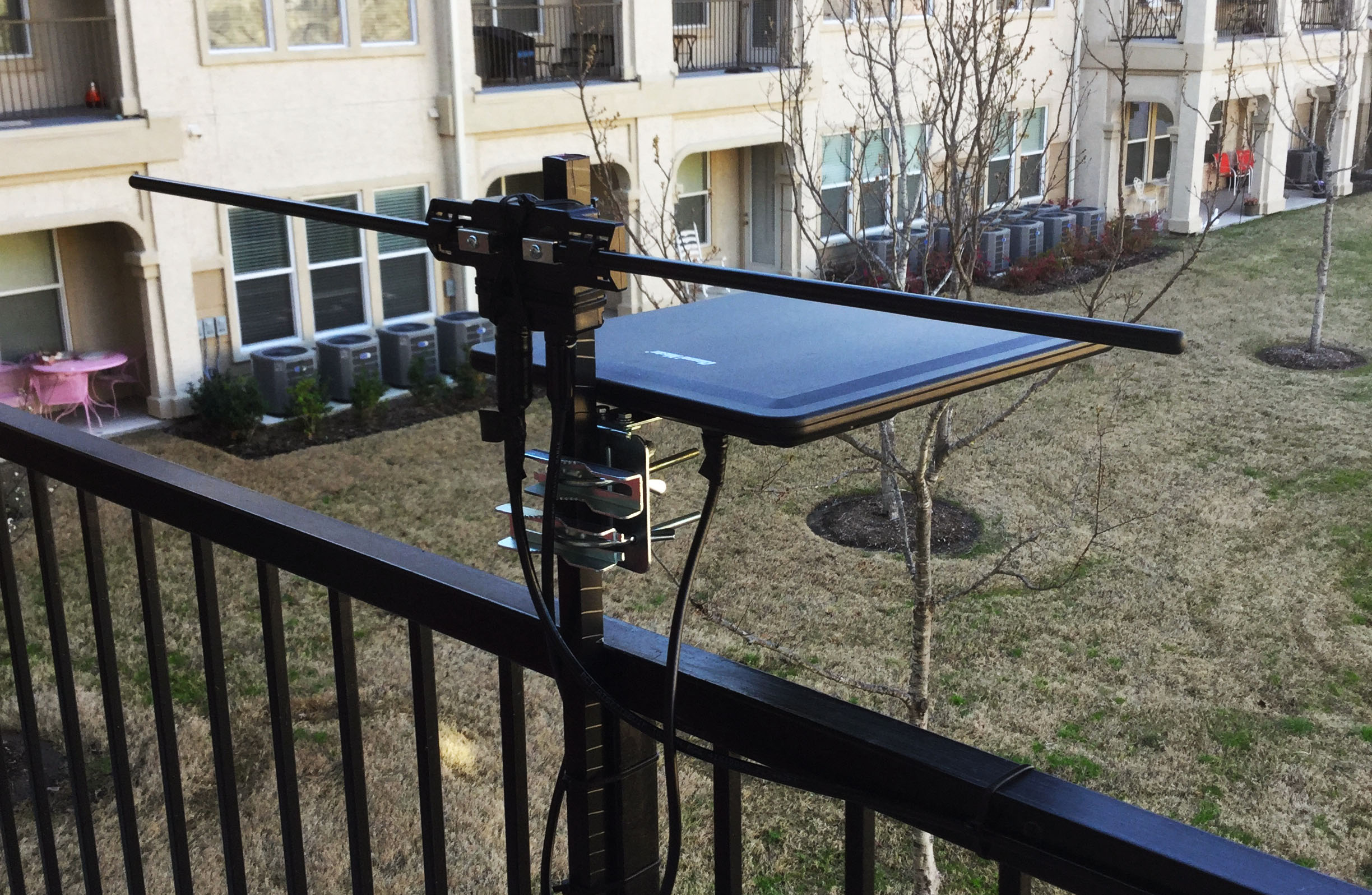 How To Hook Up An Outdoor Tv Antenna Tcworks Org