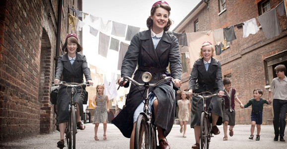 Call The Midwife 2016