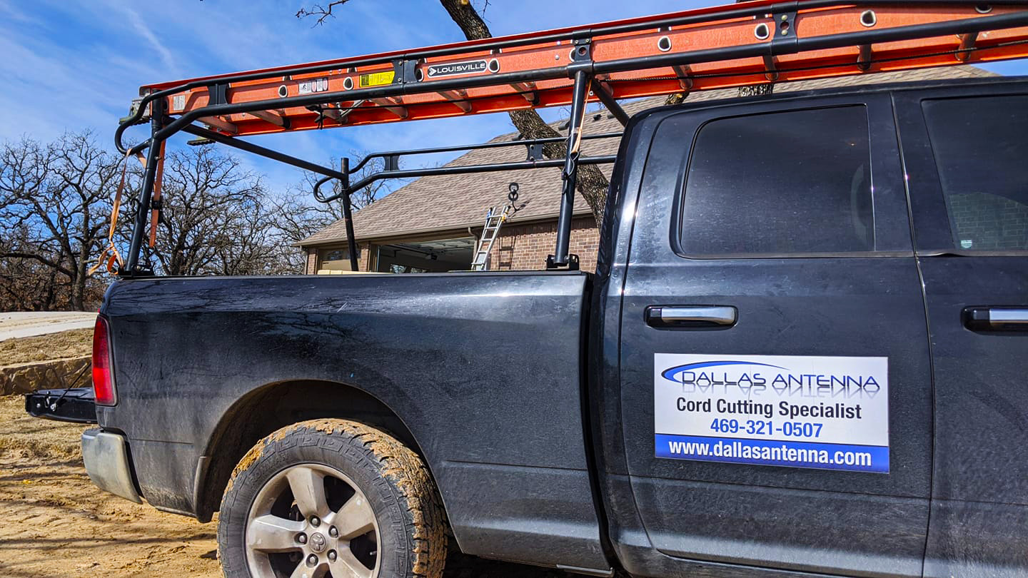 Dallas Antenna installer