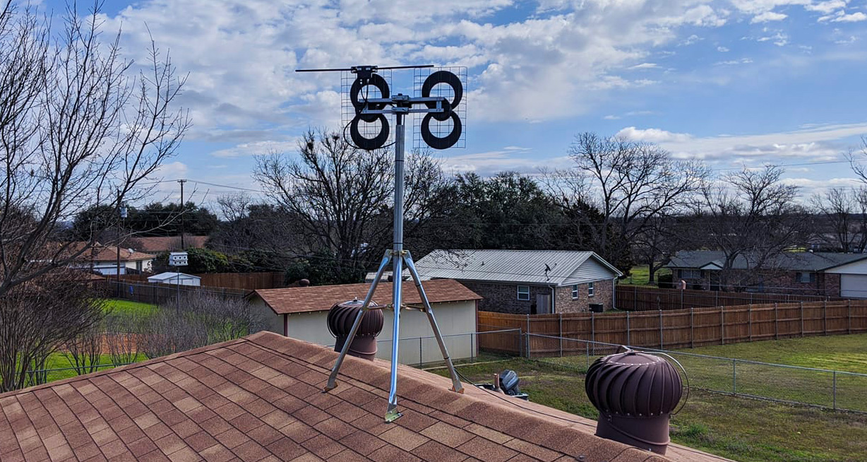 dallas antenna antennas direct roof mount