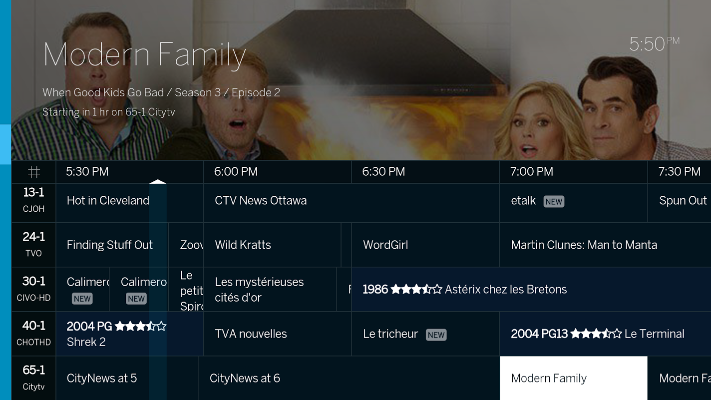 Tablo Fire TV app