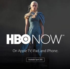 HBONOW game of thrones
