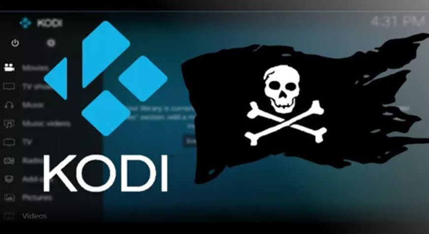 kodi piracy