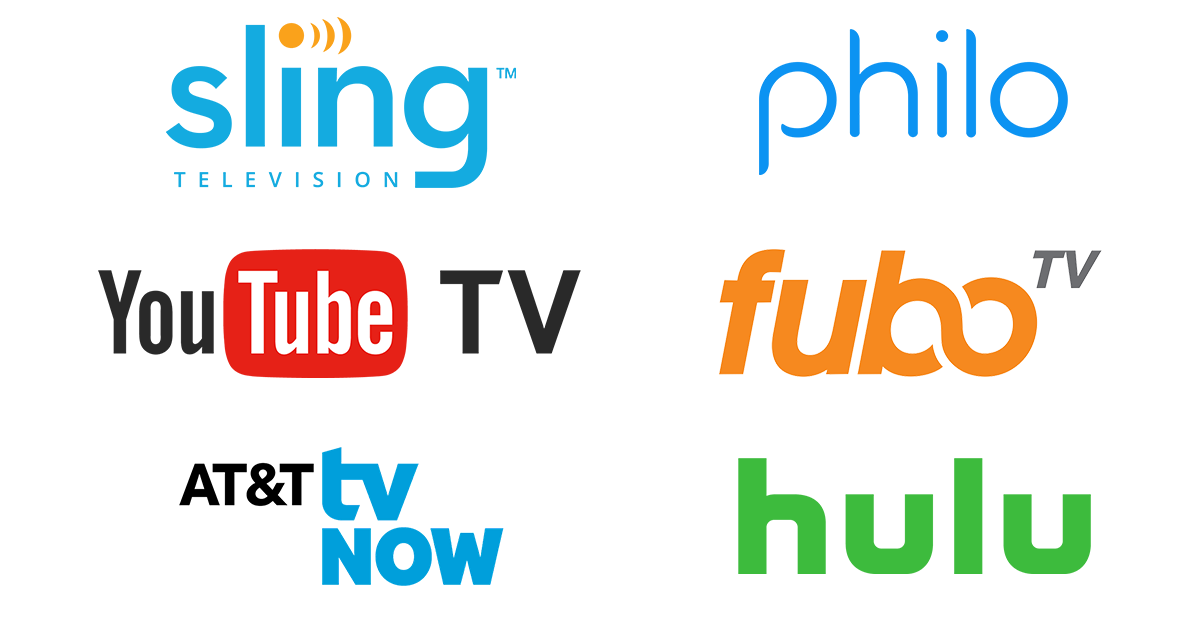 live streaming tv services 2021