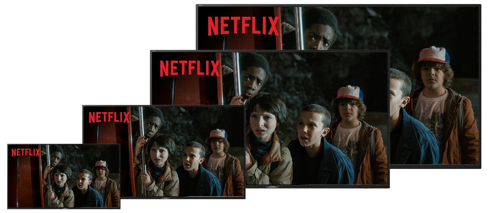netflix multiple bitrate copies