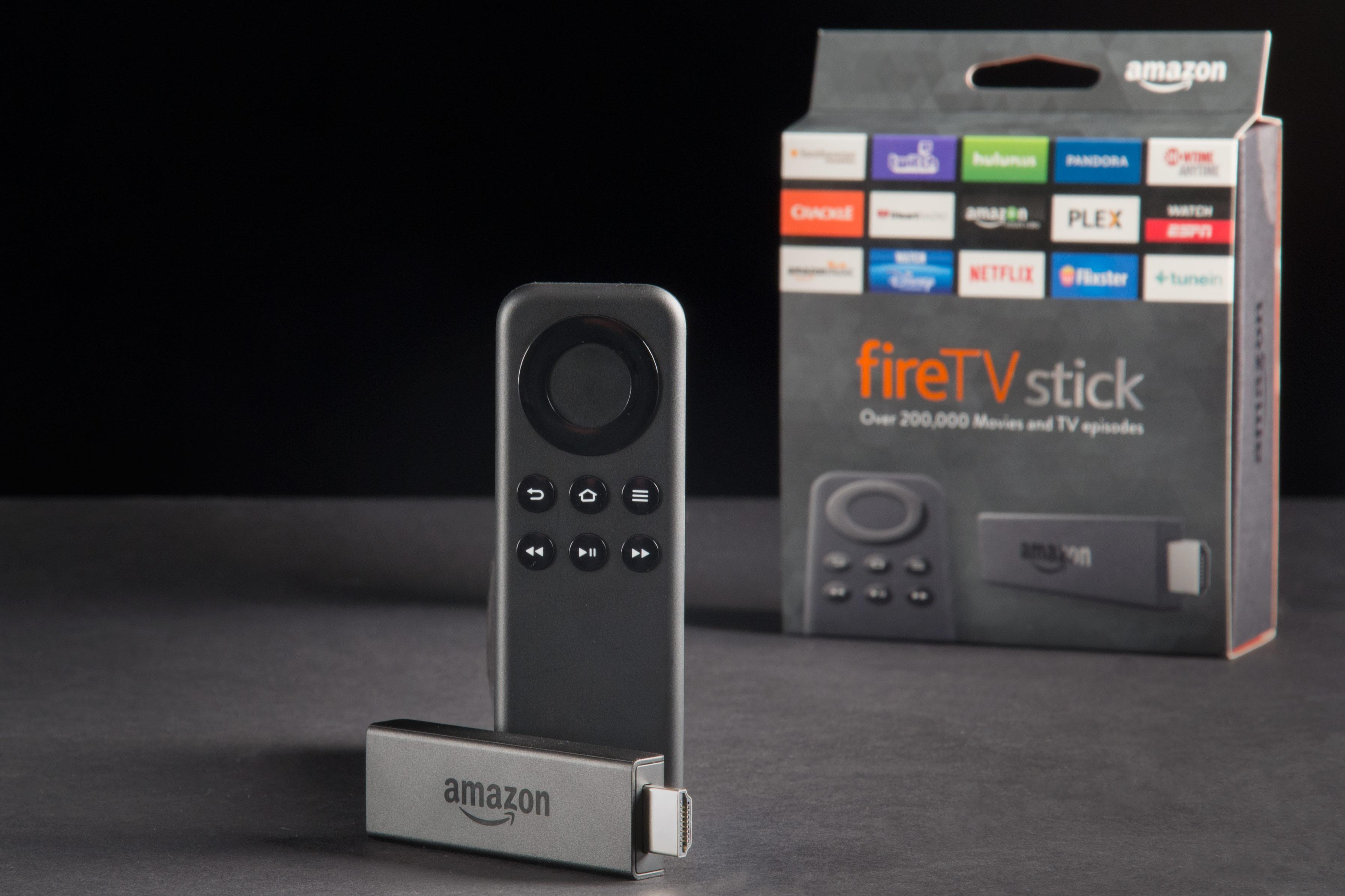 old fire tv stick