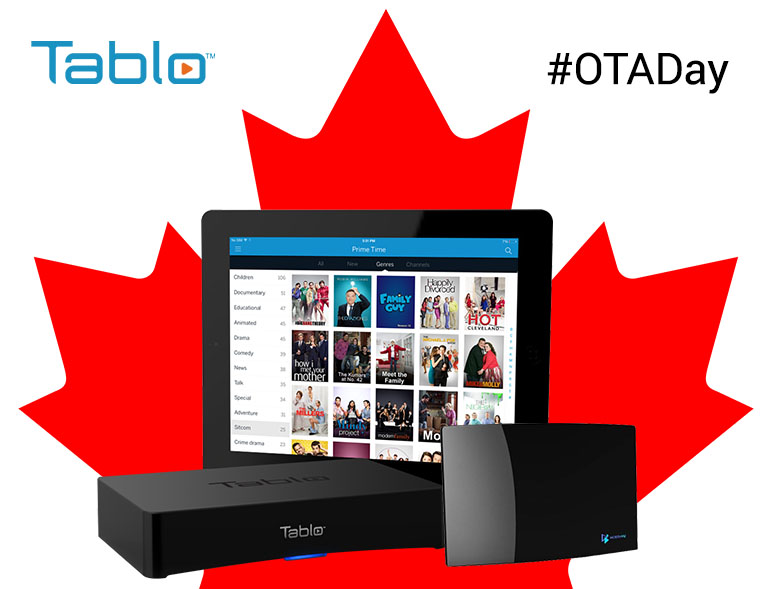 Tablo OTA Day Giveaway