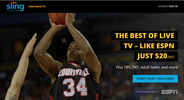 April Is Showering Cord Cutting Sports Fans With Great