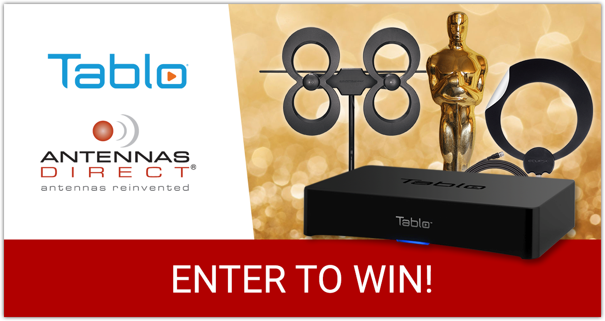 Tablo Antennas Direct giveaway