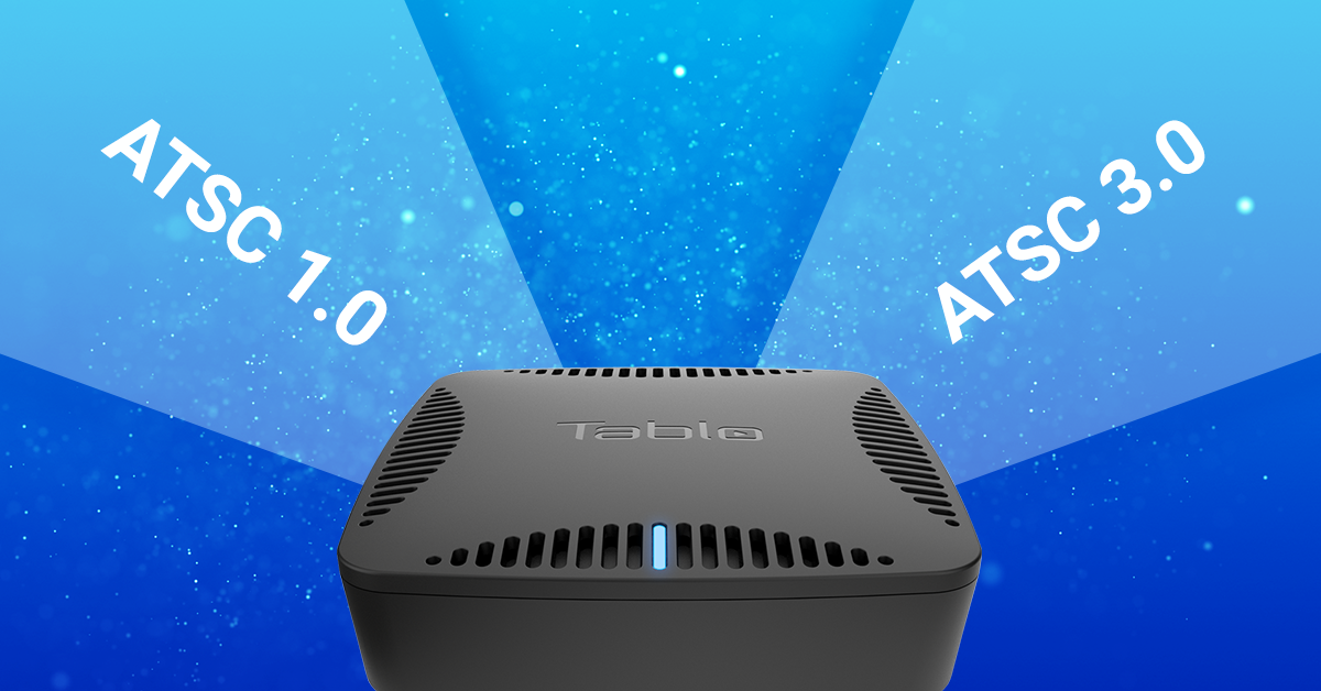 ATSC 3.0 Tablo OTA DVR