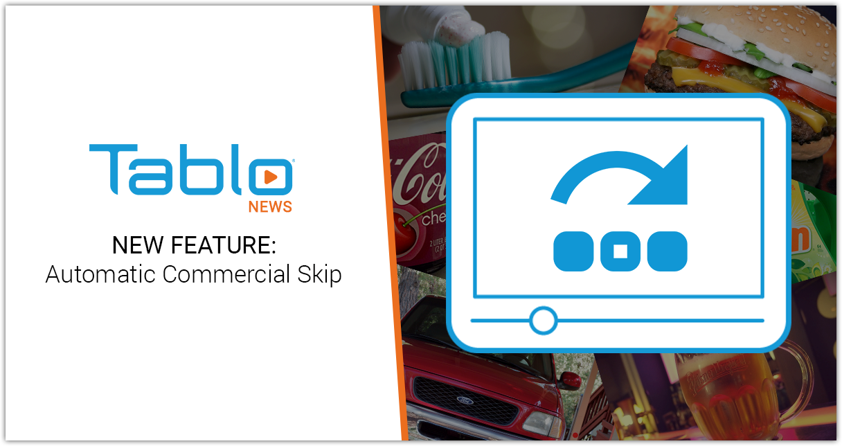 Tablo Automatic Commercial Skip