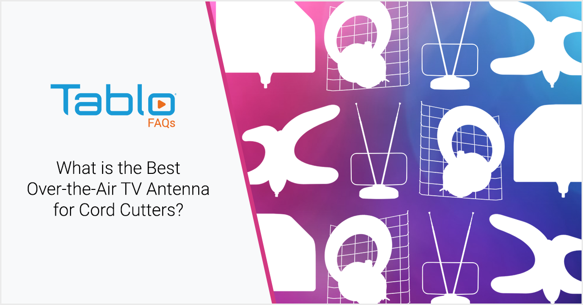over the air tv antenna buyers guide