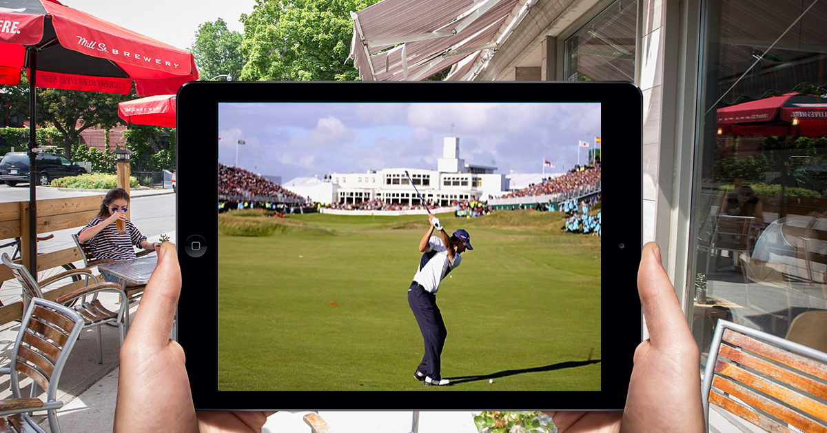 tablo british open