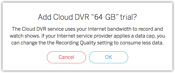 tablo cloud dvr requirements