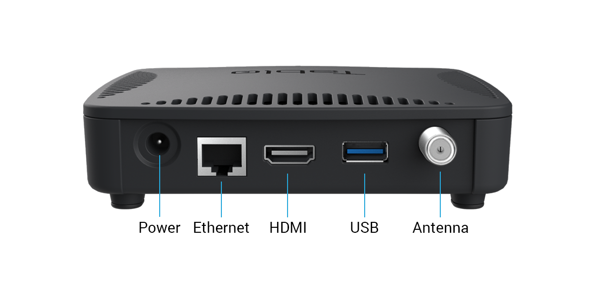tablo hdmi device connections