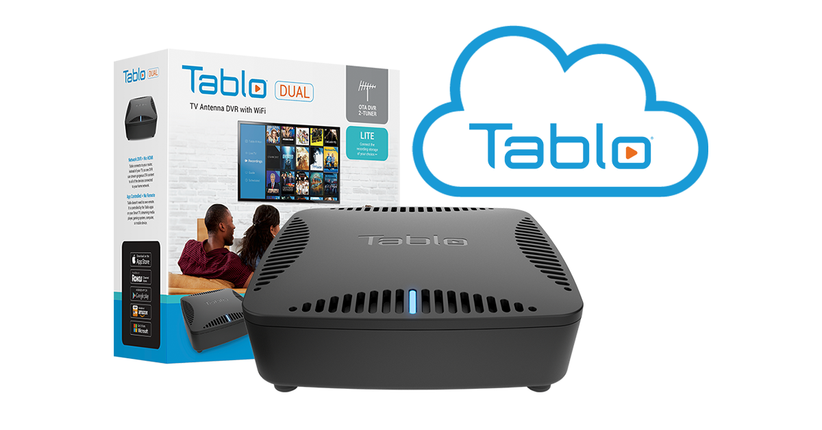 tablo dual lite cloud dvr