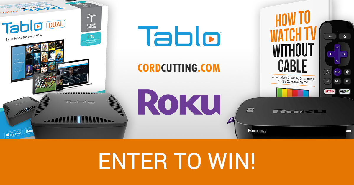 ENTER TO WIN: Summer of Cord Cutting Prize Pack | Over The