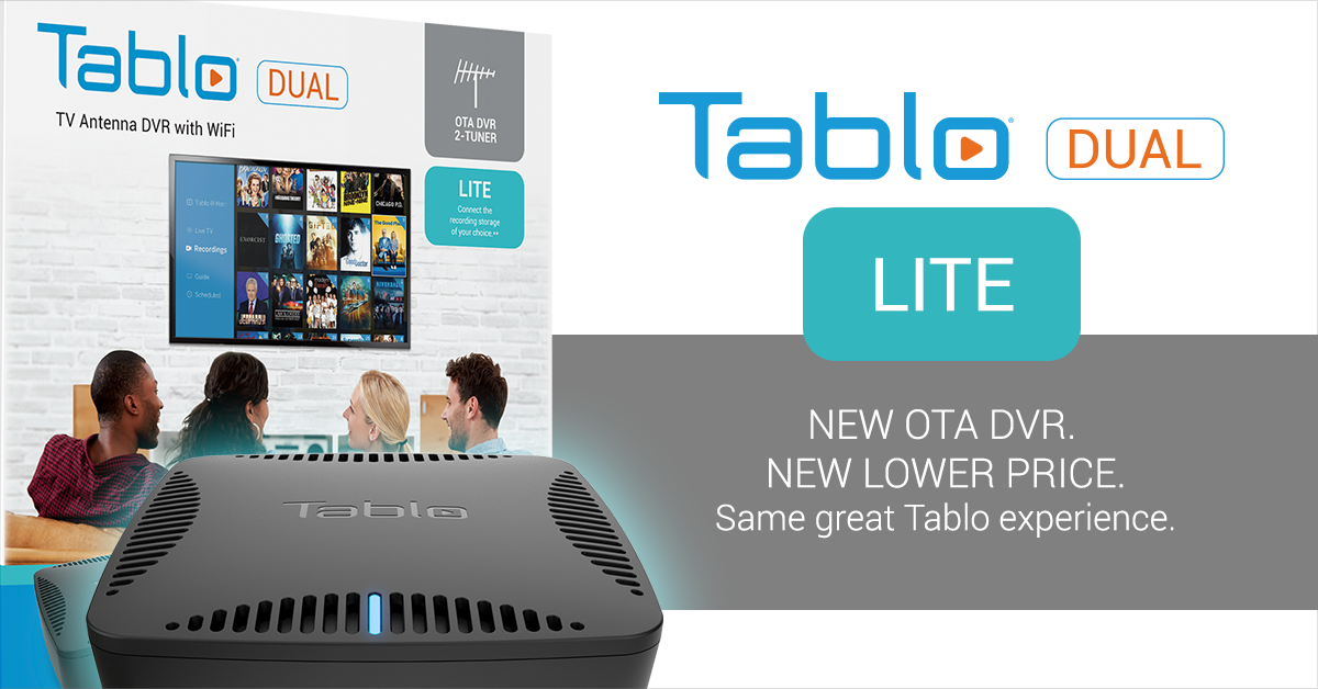tablo dual lite