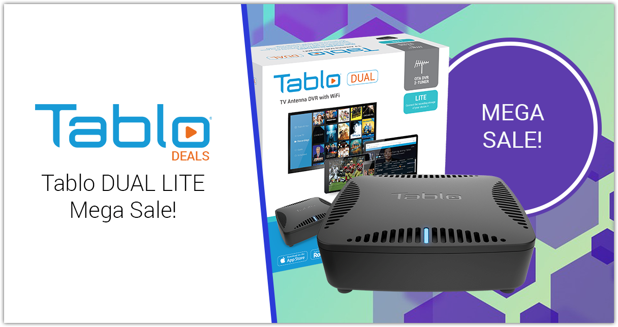 Tablo DUAL LITE Mega Sale