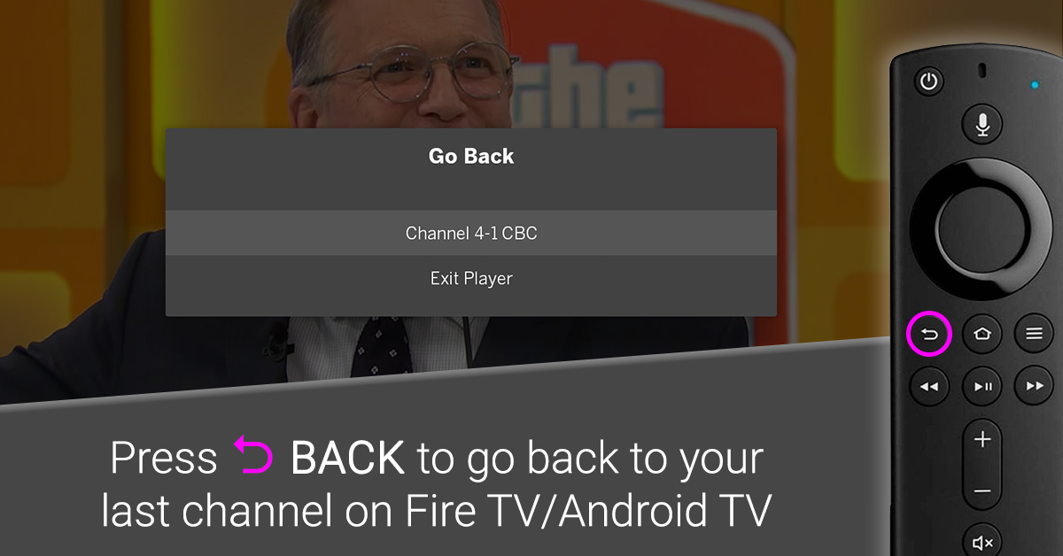 tablo fire tv quick channel select last channel