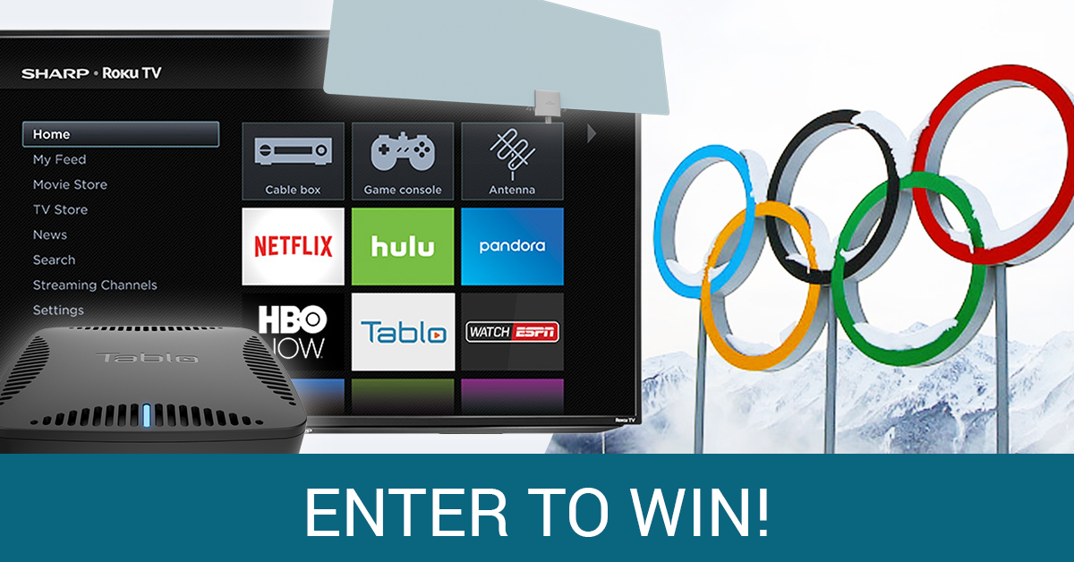 tablo olympic giveaway