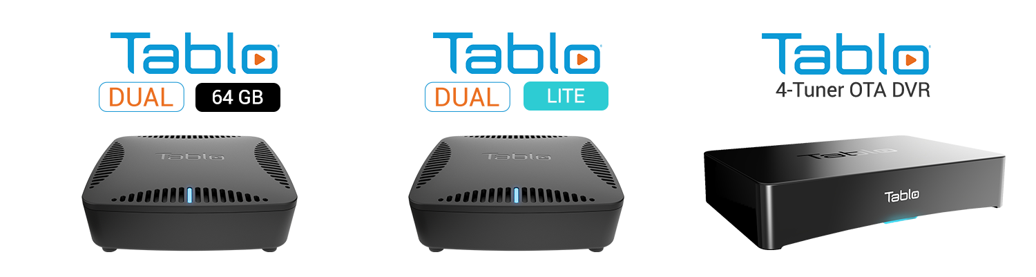 tablo dvr lineup