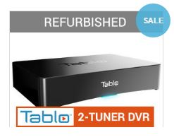 Tablo refurb sale