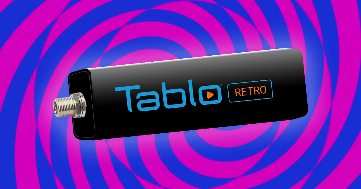 Tablo RETRO