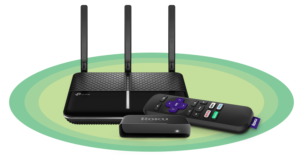 tablo router roku