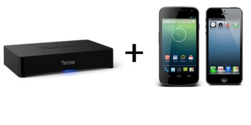 Tablo smartphones