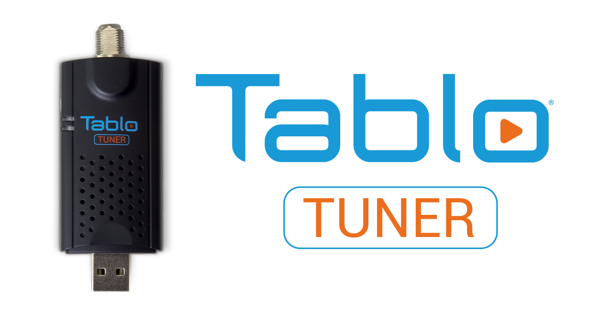tablo tuner product