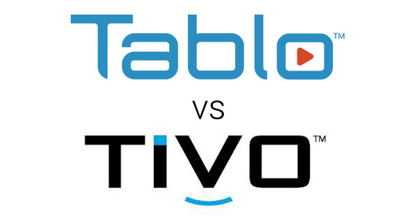 Tablo vs. TiVo
